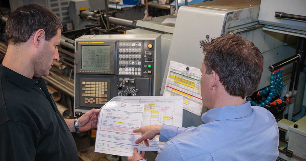 training manufacturing employees