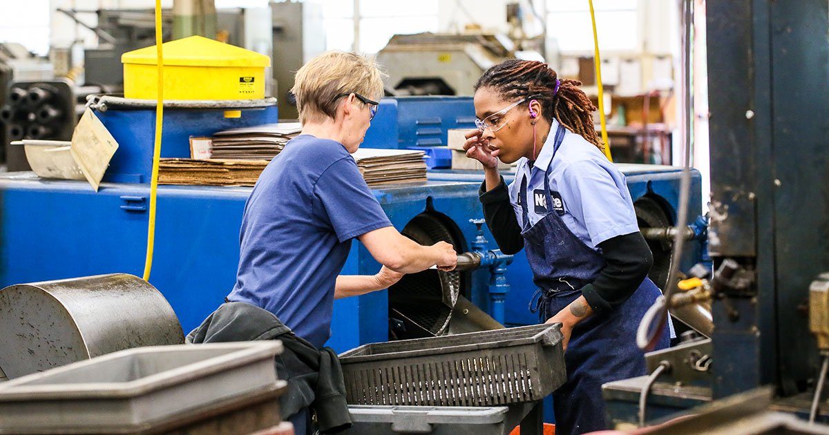 apprenticeships in manufacturing