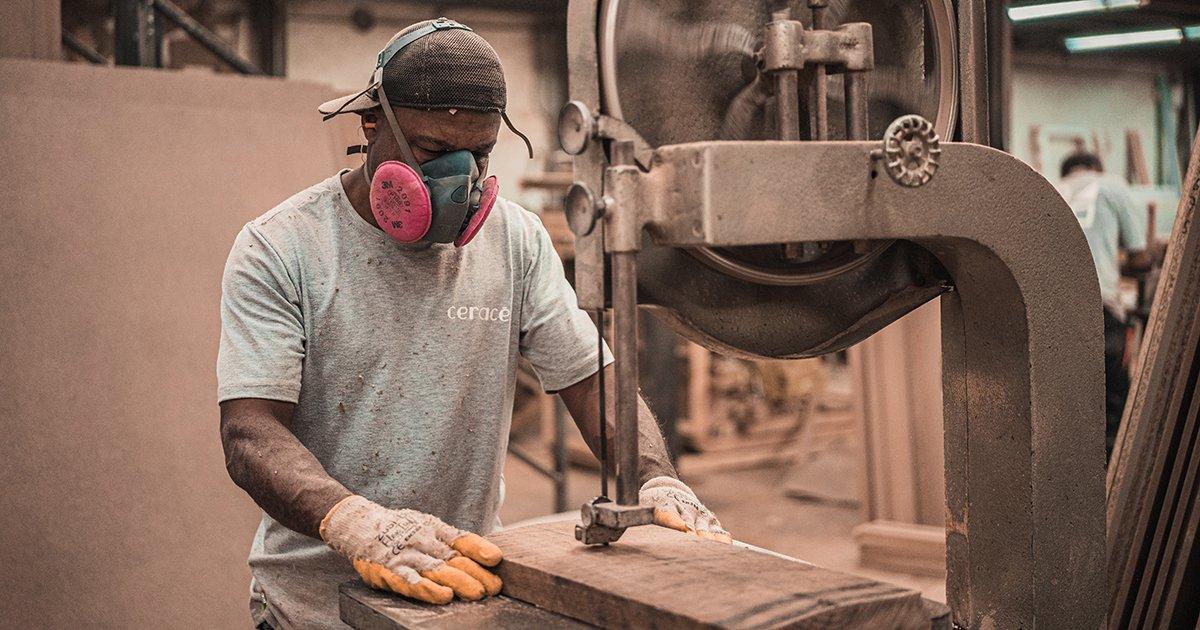 safety on the machine shop floor