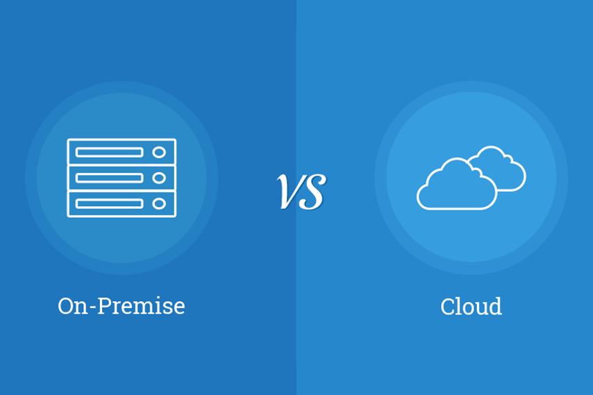 On-Premise vs. Cloud-Based ERP System